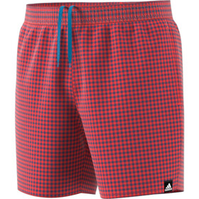 adidas Check CLX SH SL Shorts Hombre, app solar red